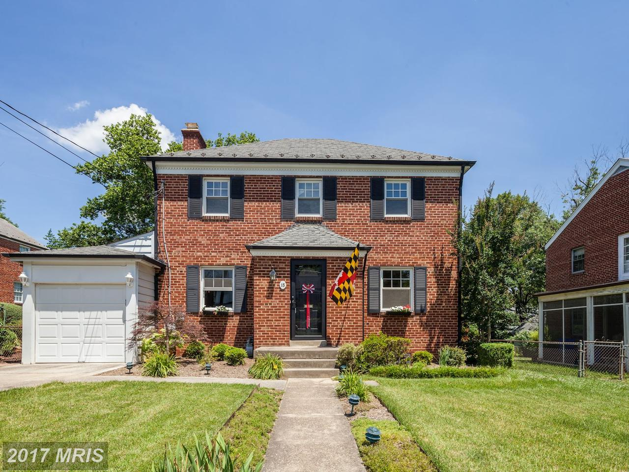 Photo of 15 INDIAN SPRING DR  SILVER SPRING  MD