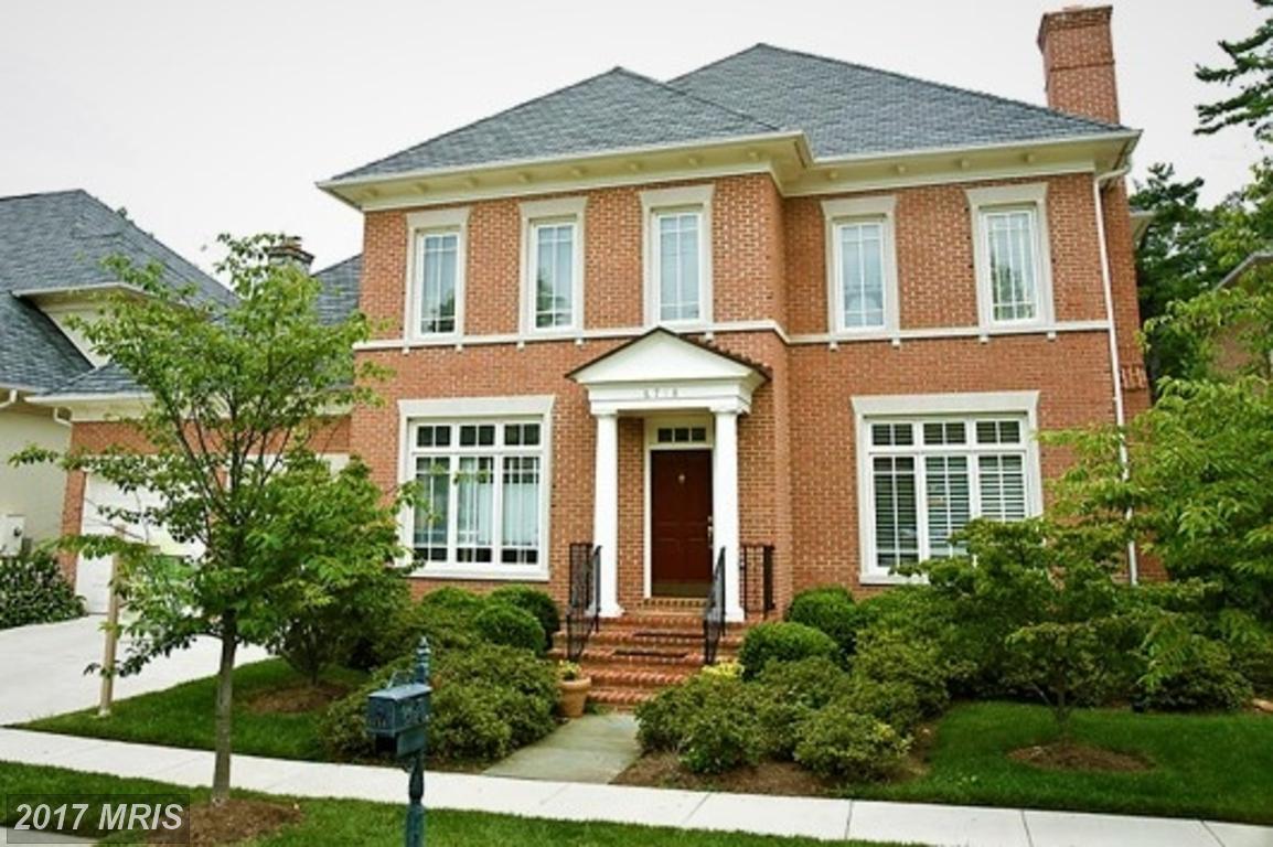 단독 가정 주택 용 매매 에 Colonial, Detached - BETHESDA, MD 6718 HONESTY DR Bethesda, 메릴랜드,20817 미국