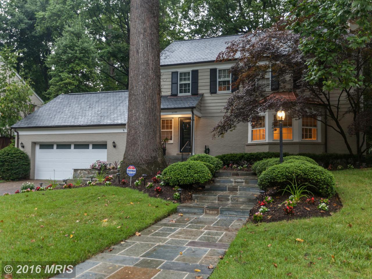 5707 MOHICAN RD, Bethesda in MONTGOMERY County, MD 20816 Home for Sale