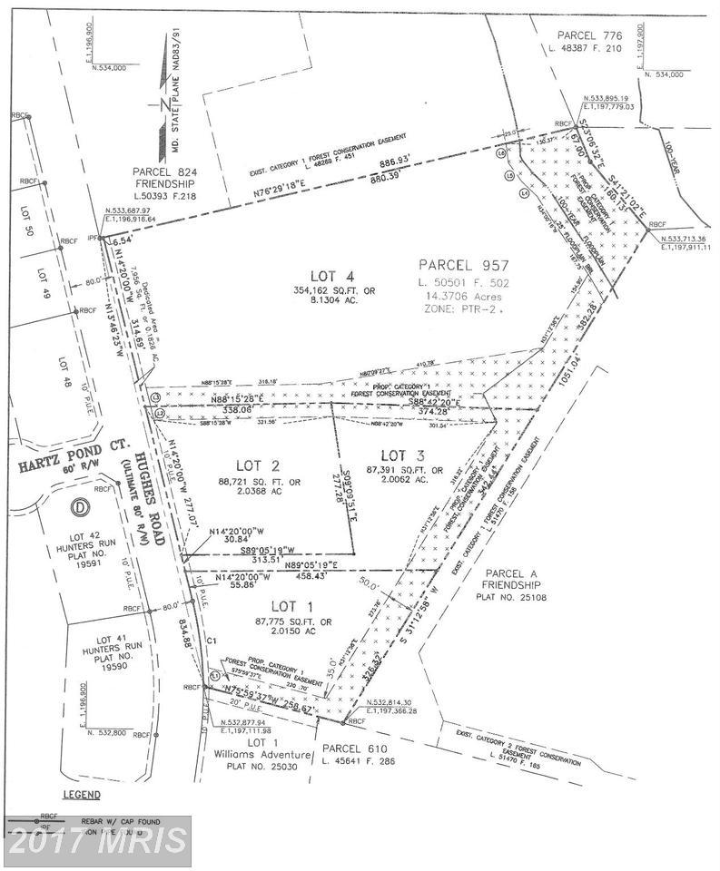 Lot-Land - POOLESVILLE, MD (photo 1)