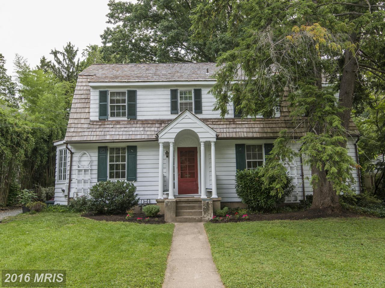 Photo of 8029 PARK LN  BETHESDA  MD