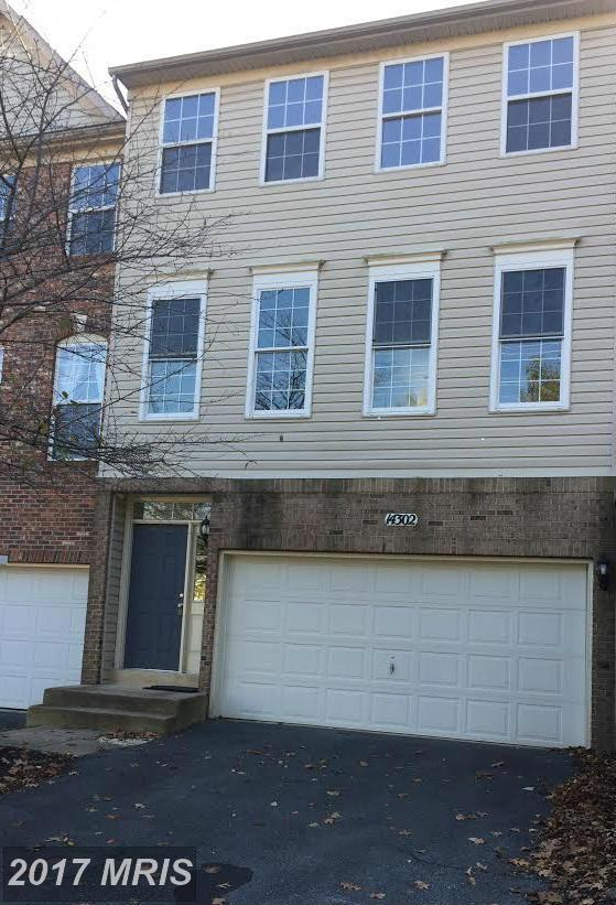 Photo of 14302 TRILLIUM TER  SILVER SPRING  MD