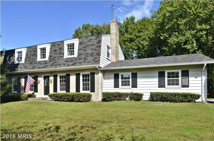 Dutch Colonial, Detached - OLNEY, MD (photo 1)