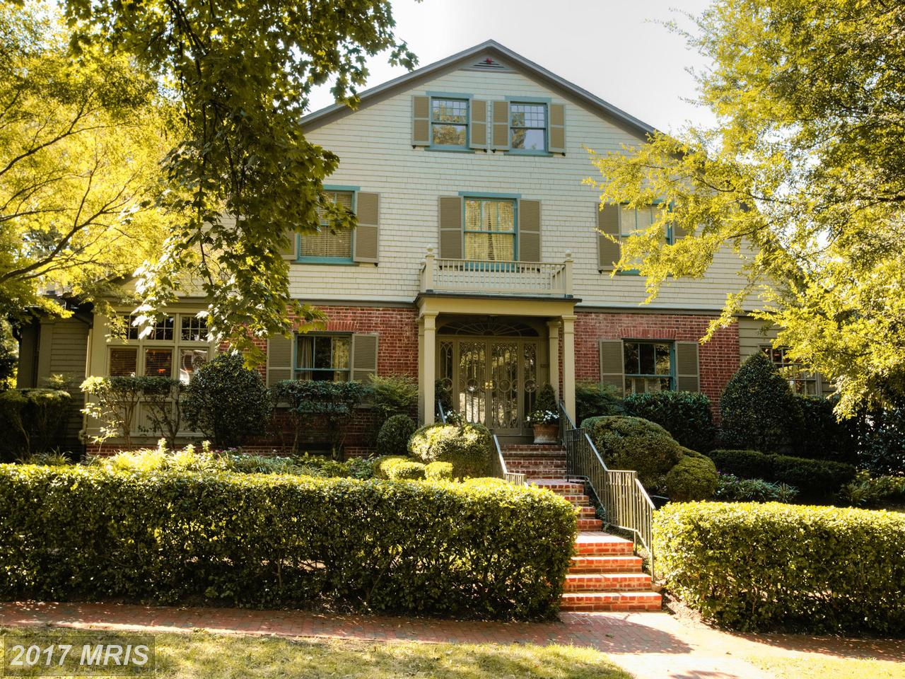 Dutch Colonial, Detached - CHEVY CHASE, MD (photo 1)