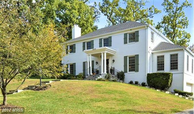 Colonial, Detached - BETHESDA, MD (photo 2)