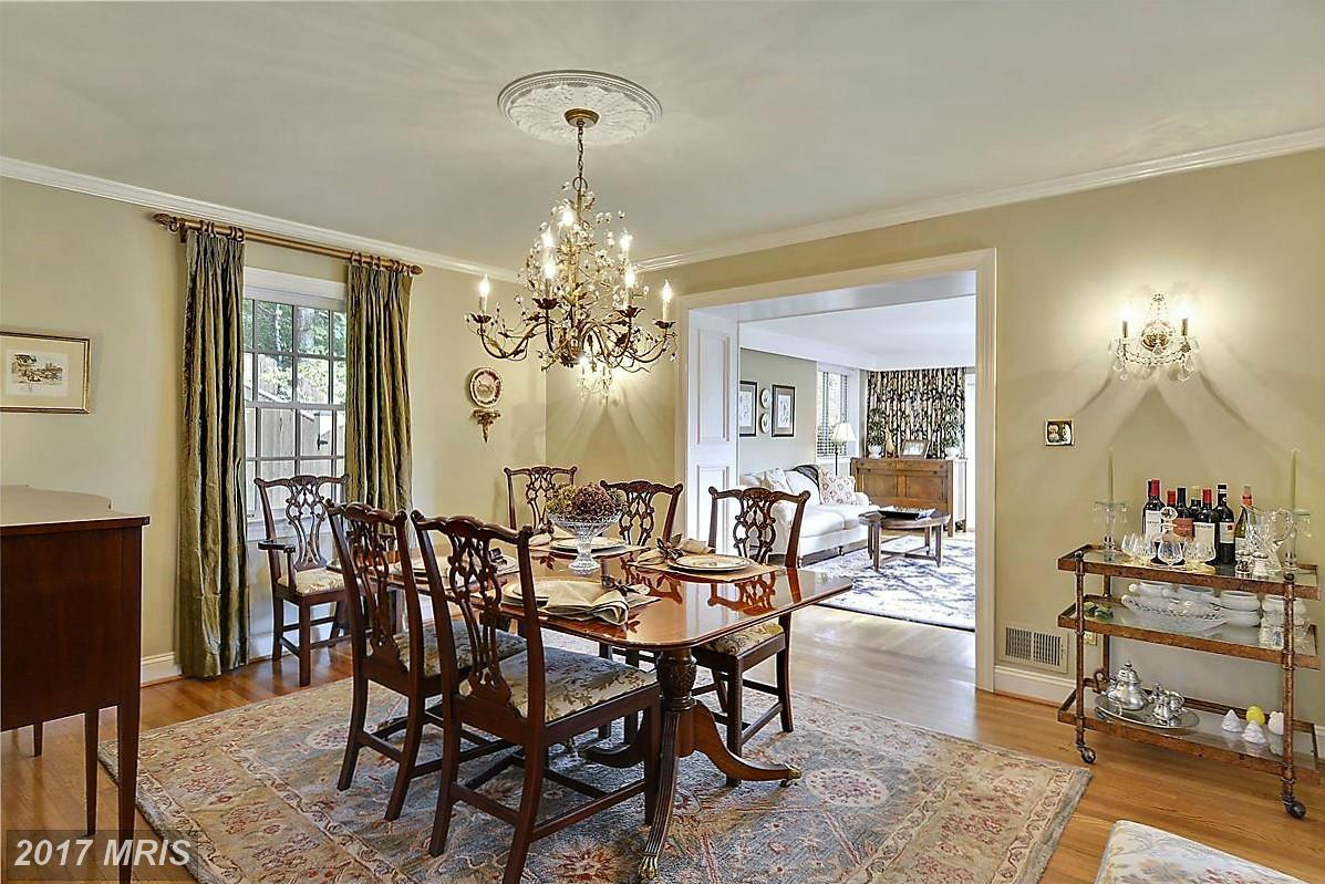 Additional photo for property listing at Colonial, Detached - BETHESDA, MD 6609 RADNOR RD Bethesda, Maryland,20817 États-Unis