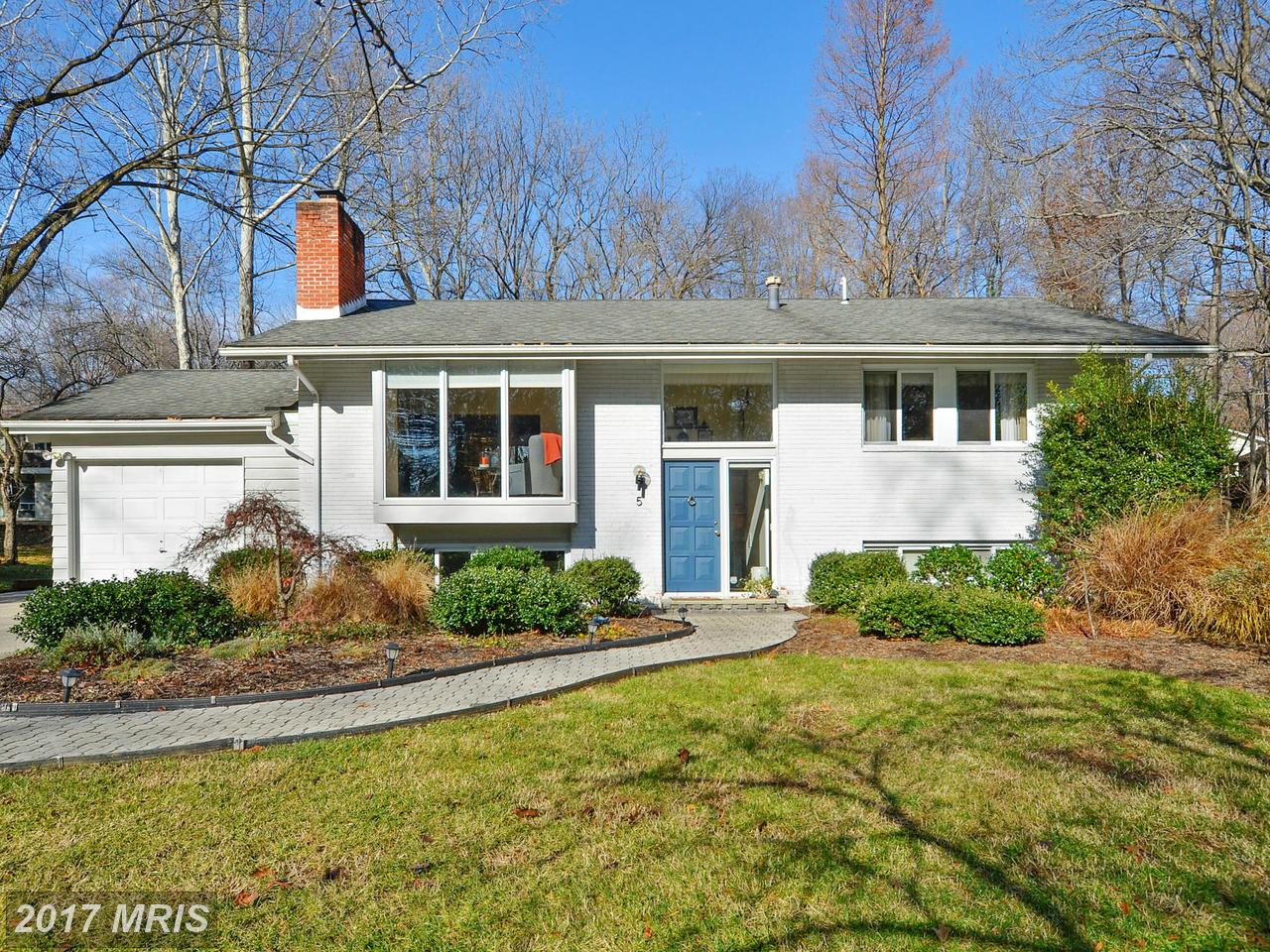 Photo of 5 PERSIMMON CT  BETHESDA  MD
