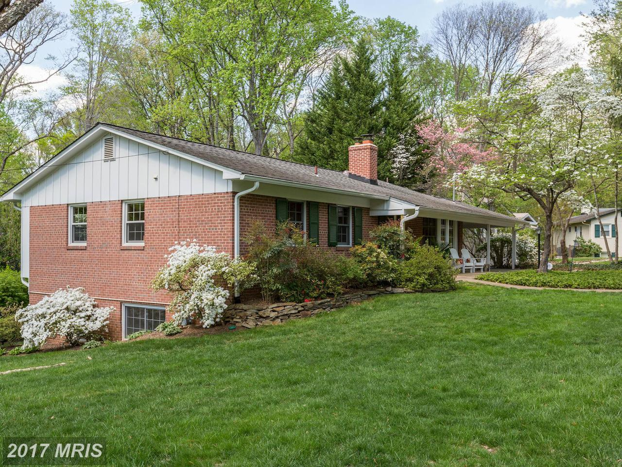 Photo of 8414 WESTMONT TER  BETHESDA  MD