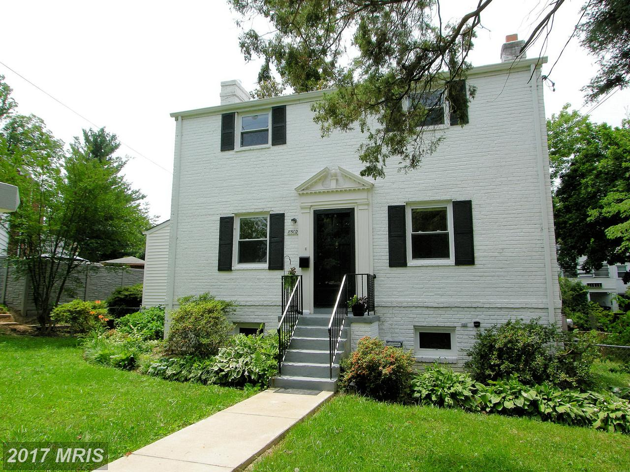 Photo of 8502 GRUBB RD  CHEVY CHASE  MD
