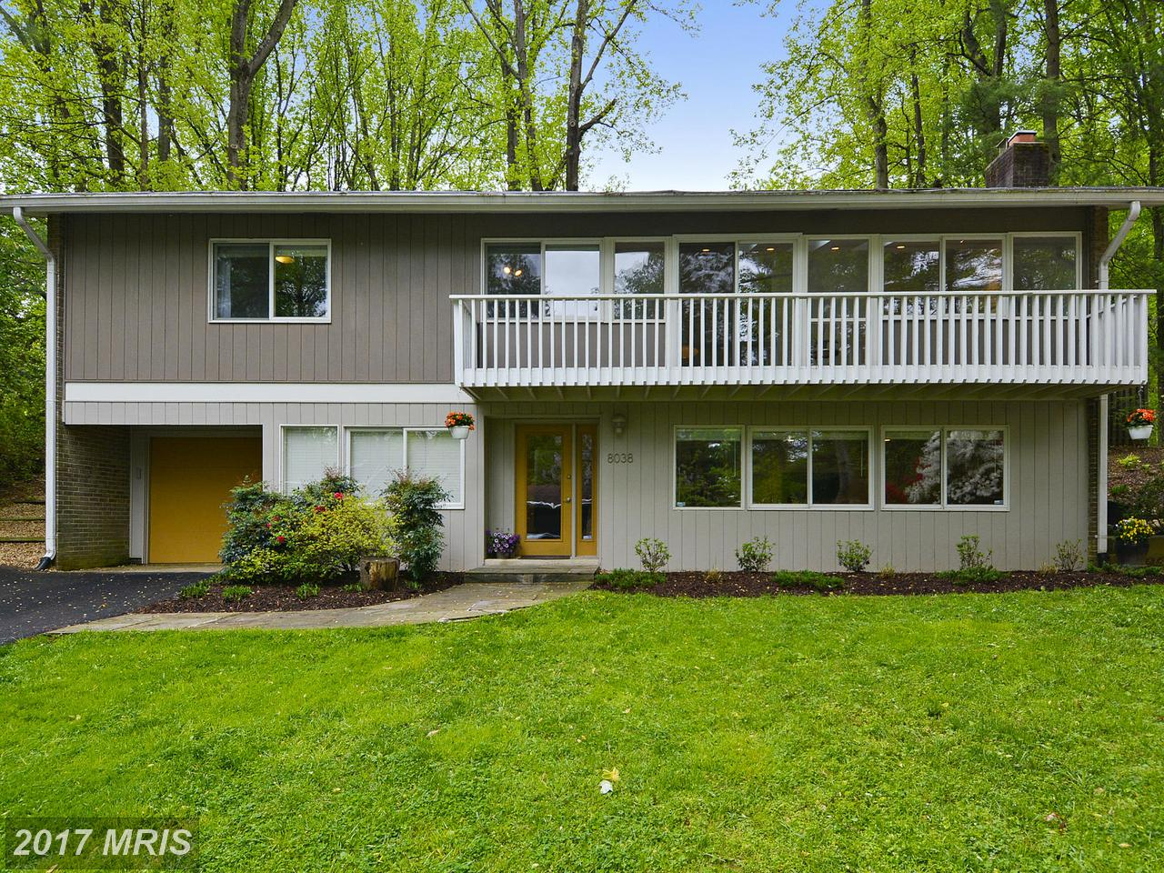 Photo of 8038 PARK OVERLOOK DR  BETHESDA  MD