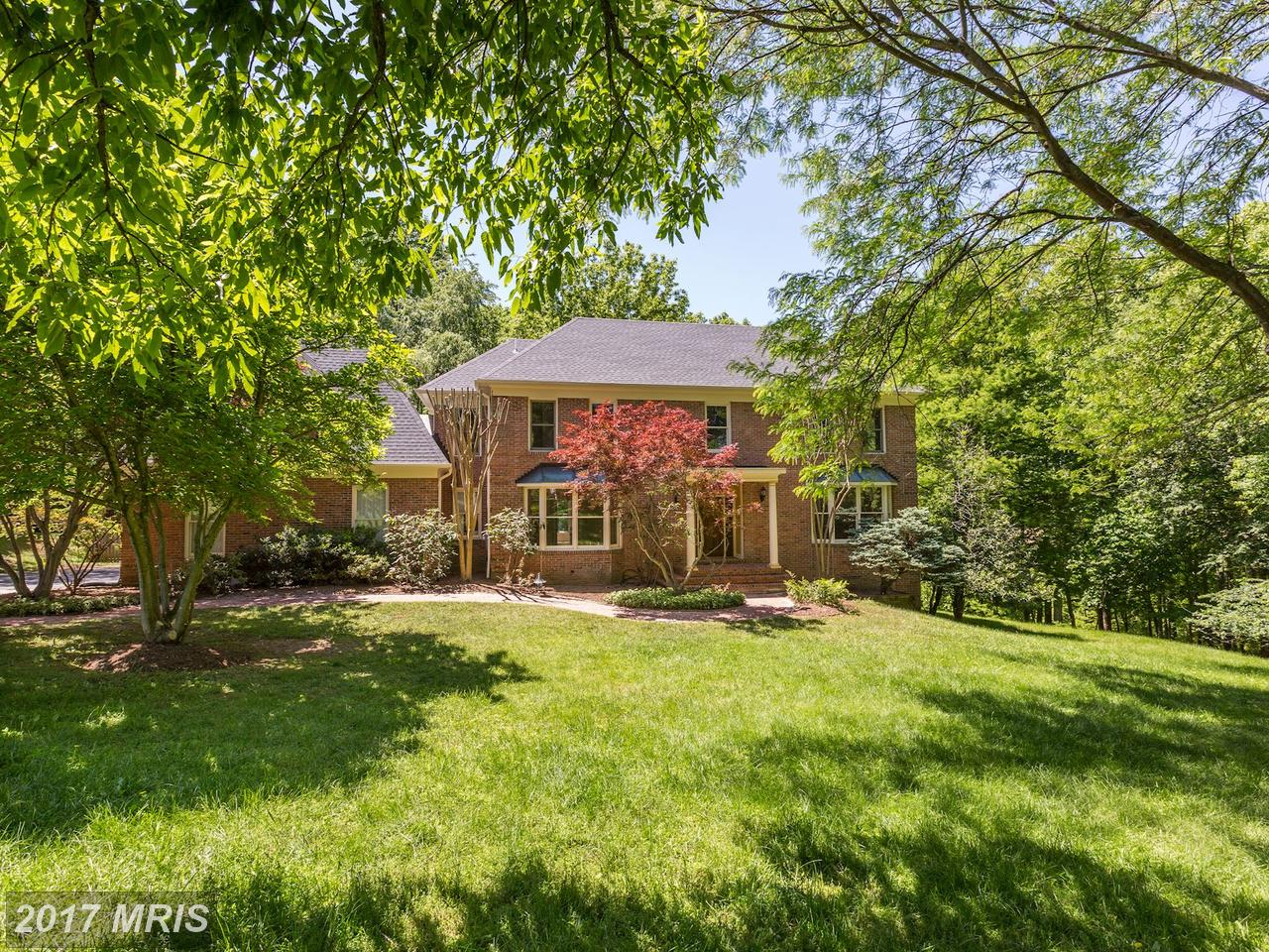 Single Family Home for Sale at Colonial, Detached - POTOMAC, MD 12308 RIVERS EDGE DR Potomac, Maryland,20854 United States