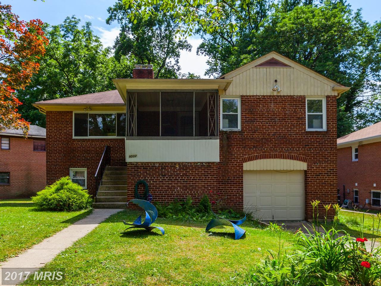 Photo of 9502 HALE PL  SILVER SPRING  MD
