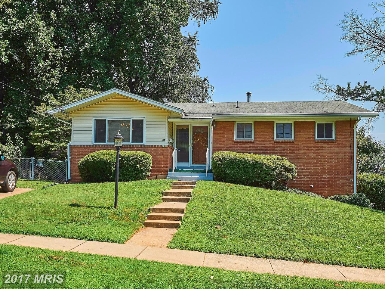 Photo of 301 IRWIN ST  SILVER SPRING  MD
