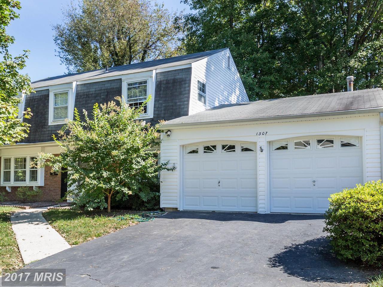 1307 PENNINGTON LN, Bowie, Maryland