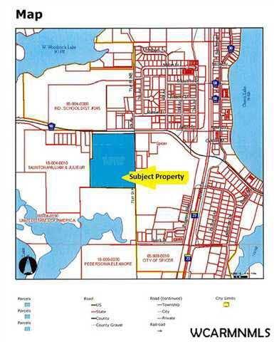 Real Estate for Sale, ListingId: 31777959, Spicer,MN56288