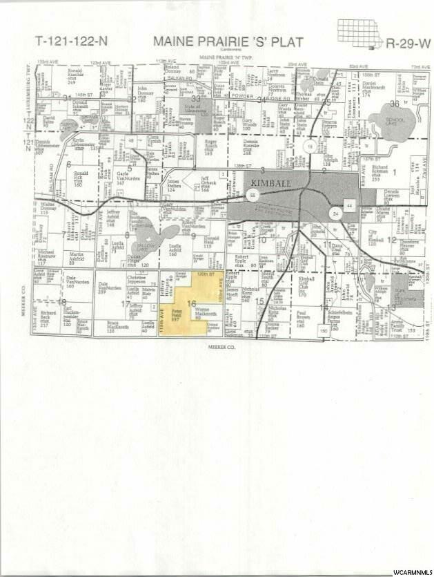 Real Estate for Sale, ListingId: 31779793, Kimball,MN55353