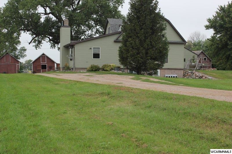 6.53 acres by Redwood Falls, Minnesota for sale