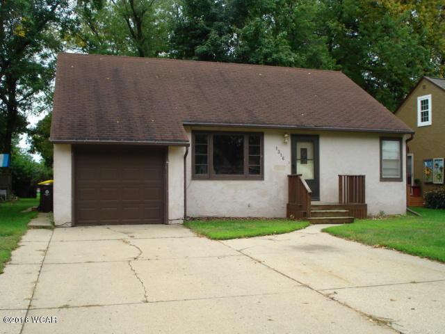 1316 Webster St, Fairmont, MN 56031