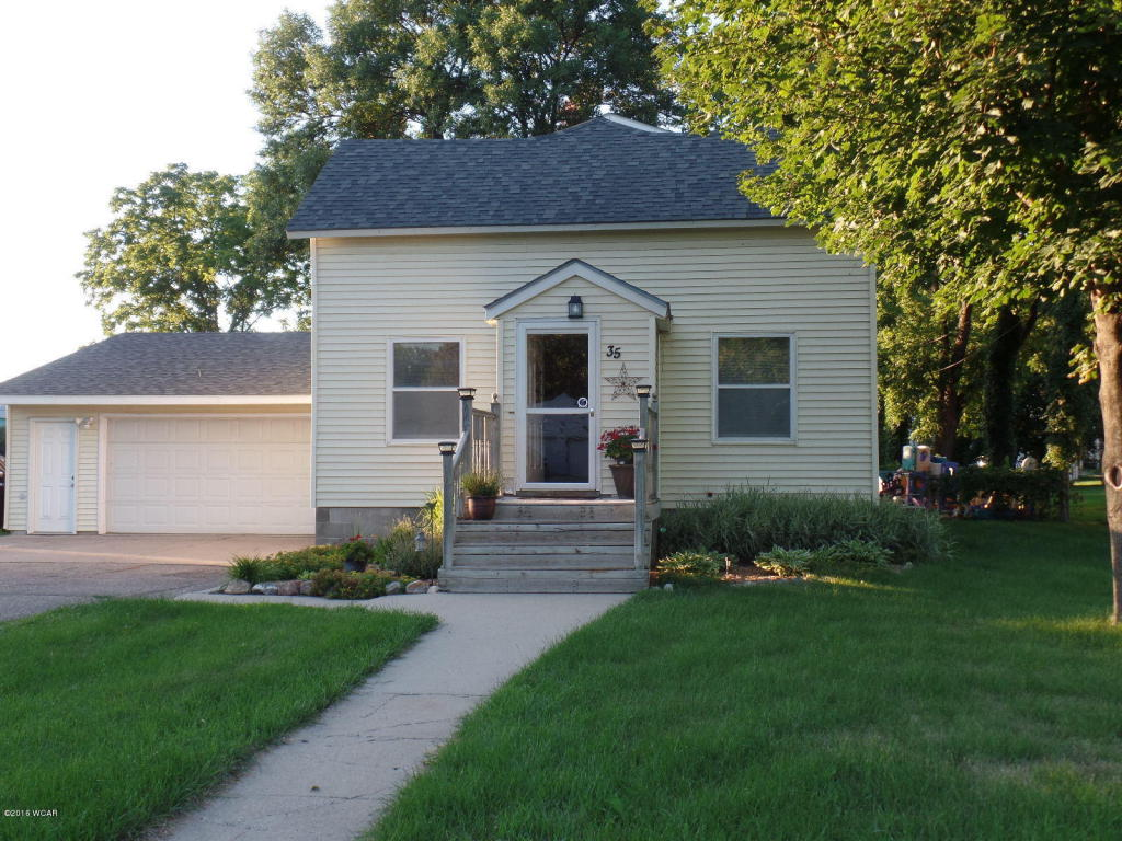 Photo of 35 E Park Street  Cottonwood  MN