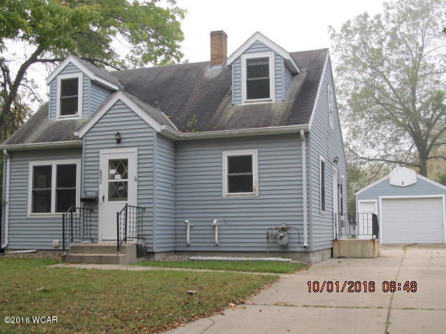Photo of 802 Mary Avenue  Willmar  MN