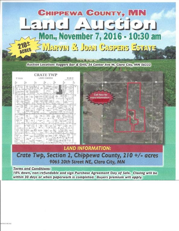 9065 20th St NE, Clara City, MN 56222