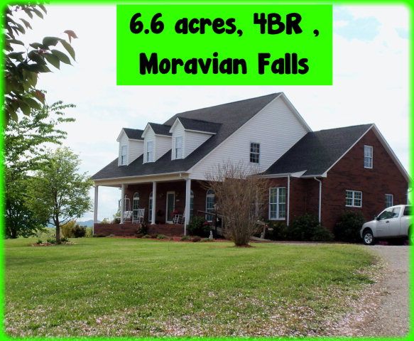 Real Estate for Sale, ListingId: 31766543, Moravian Falls,NC28654