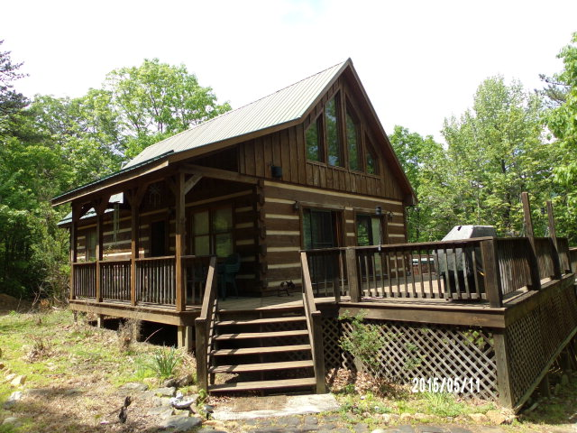 5.24 acres Traphill, NC