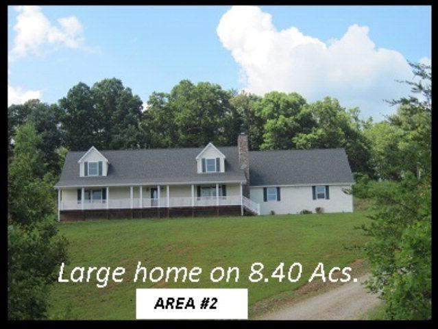 8.4 acres Ferguson, NC