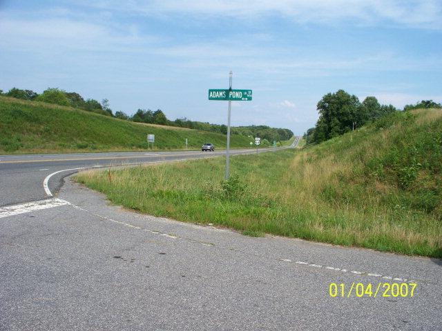 Adams Pond Lane