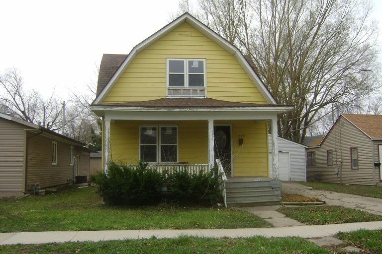 Photo of 1408  lst Street  Webster City  IA