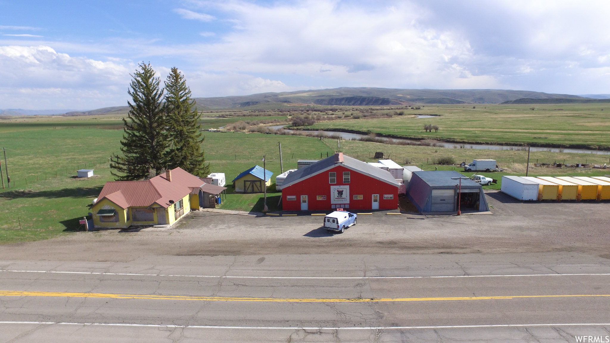 primary photo for 30 HWY 30, Cokeville, WY 83114, US