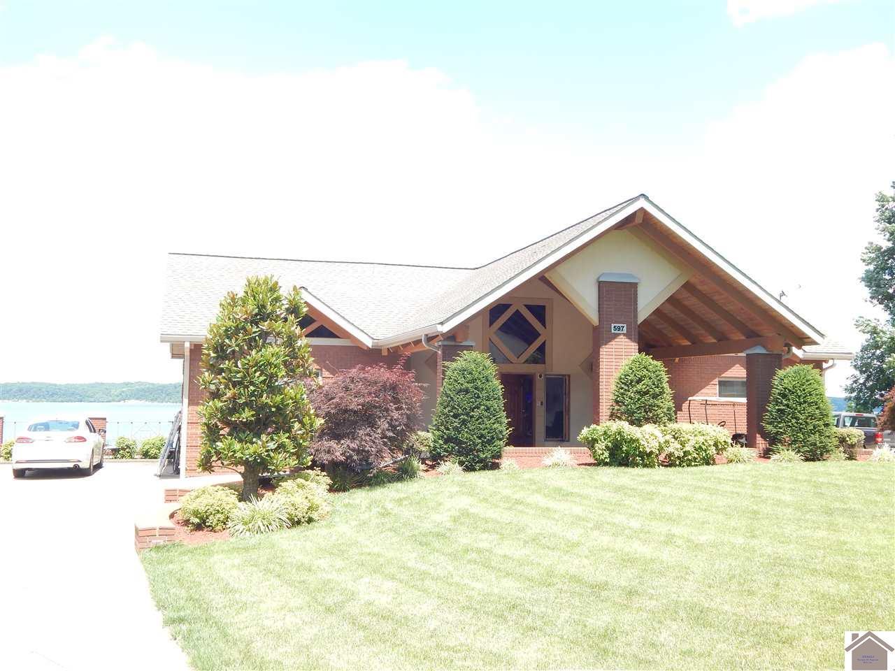 597 SHERWOOD DR, Gilbertsville, Kentucky