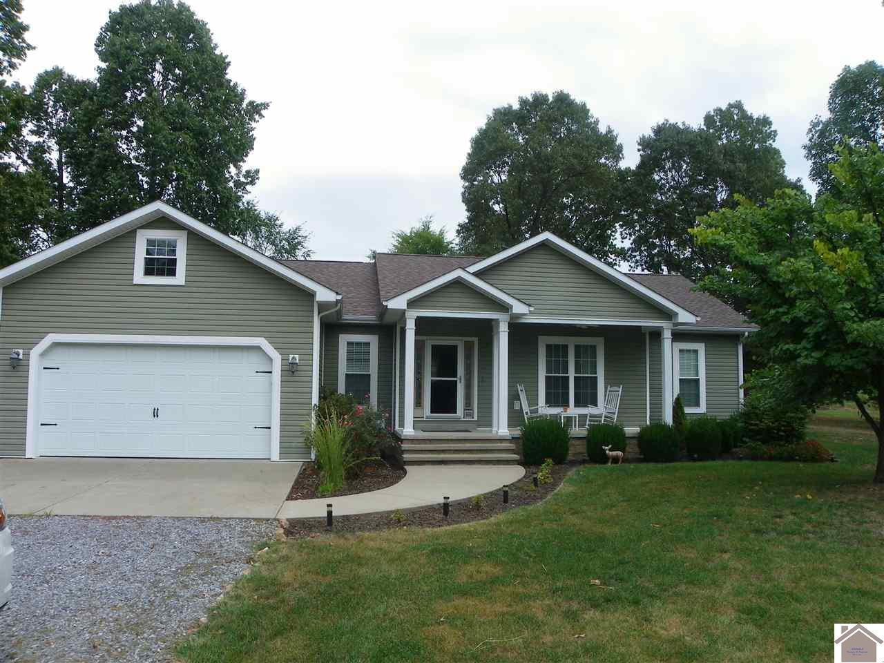 One of Gilbertsville 3 Bedroom Homes for Sale at 5818 Moors Camp Hwy