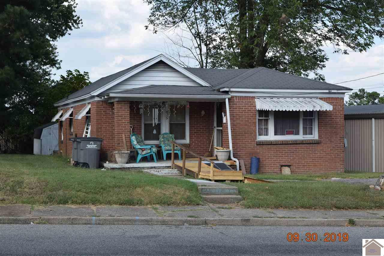425 Housman, Mayfield, Kentucky