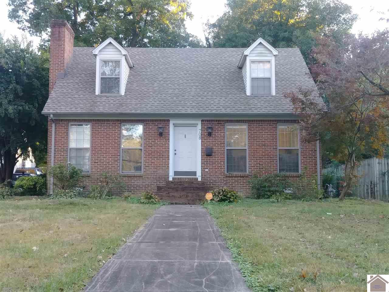 One of Mayfield 3 Bedroom Homes for Sale at 708 Backusburg Road
