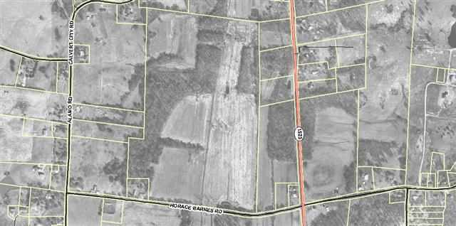 100 acres in Calvert City, Kentucky