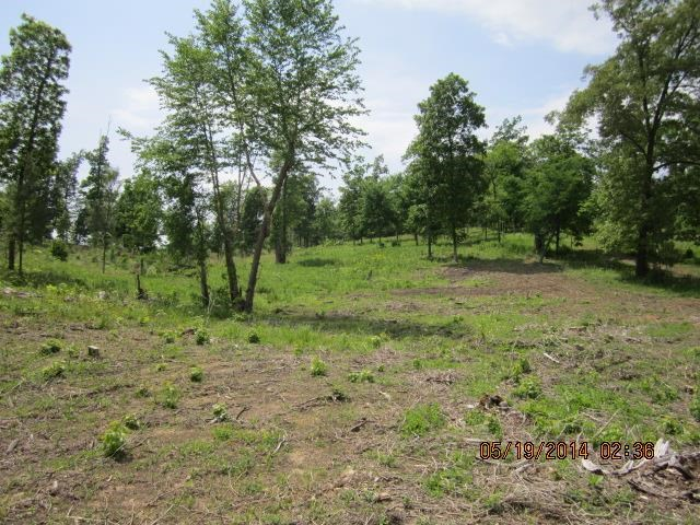 1.38 acres Gilbertsville, KY