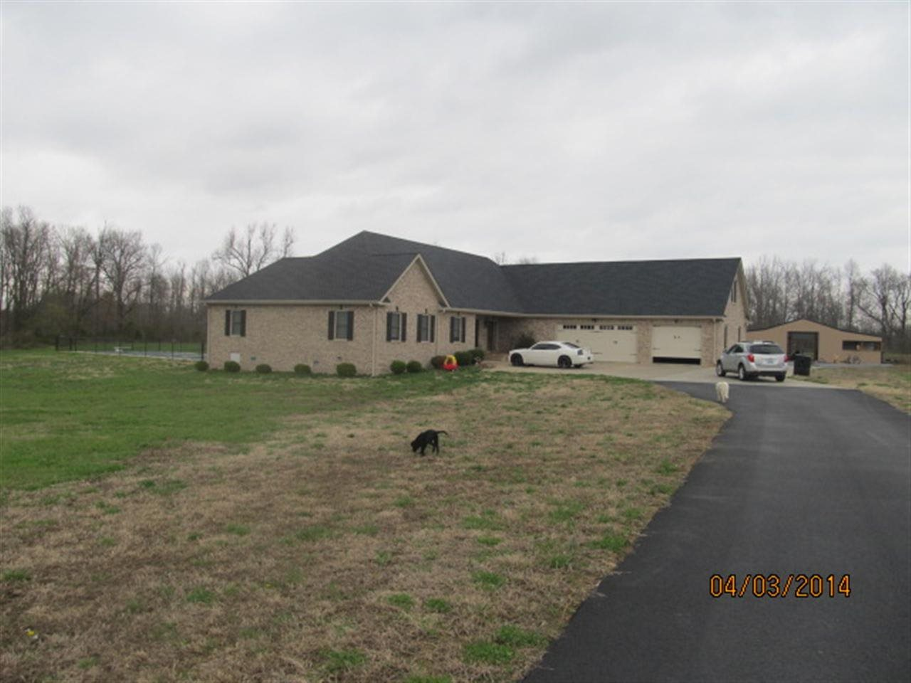 3.5 acres Murray, KY