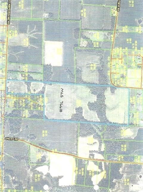 Image of Acreage for Sale near Murray, Kentucky, in Calloway county: 109.00 acres