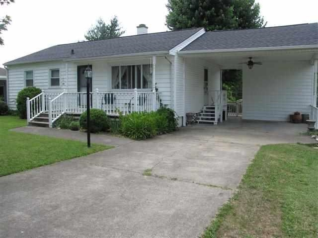 Rental Homes for Rent, ListingId:29509362, location: 662 Cherry St Calvert City 42029