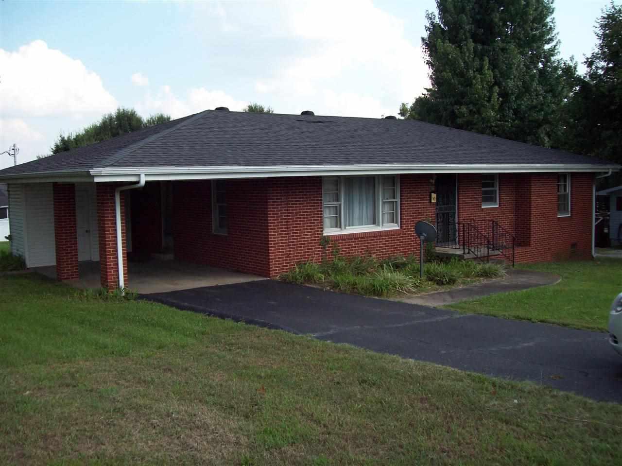 Real Estate for Sale, ListingId: 29779683, Princeton,KY42445