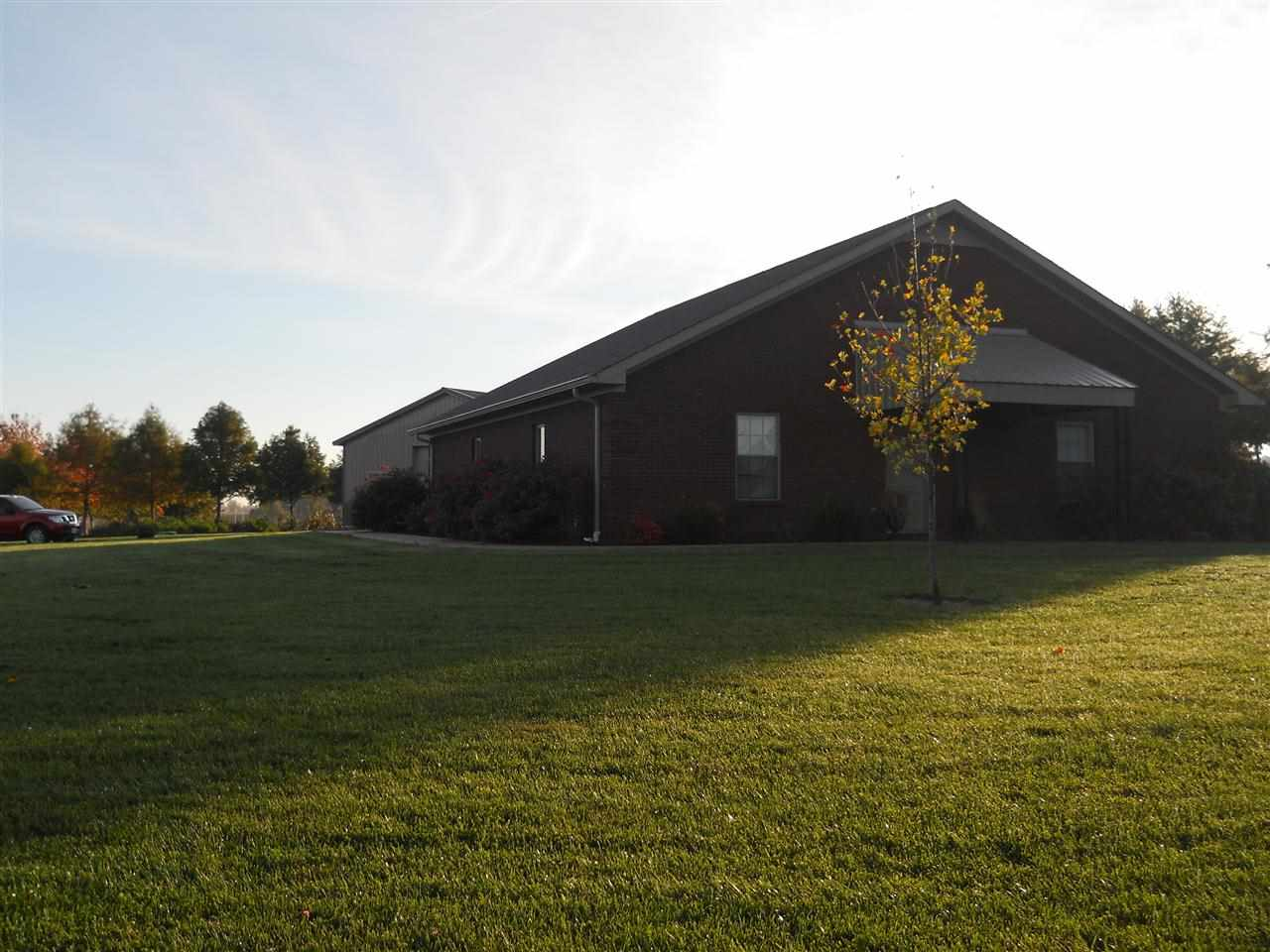 2.26 acres Mayfield, KY