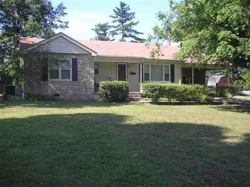 Rental Homes for Rent, ListingId:30455448, location: 508 Greenhill Drive Benton 42025