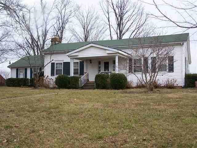 3.8 acres Marion, KY