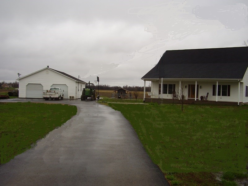 15 acres Mayfield, KY
