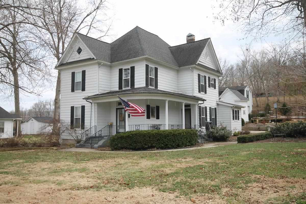 Image of Residential for Sale near Almo, Kentucky, in Calloway county: 3.62 acres