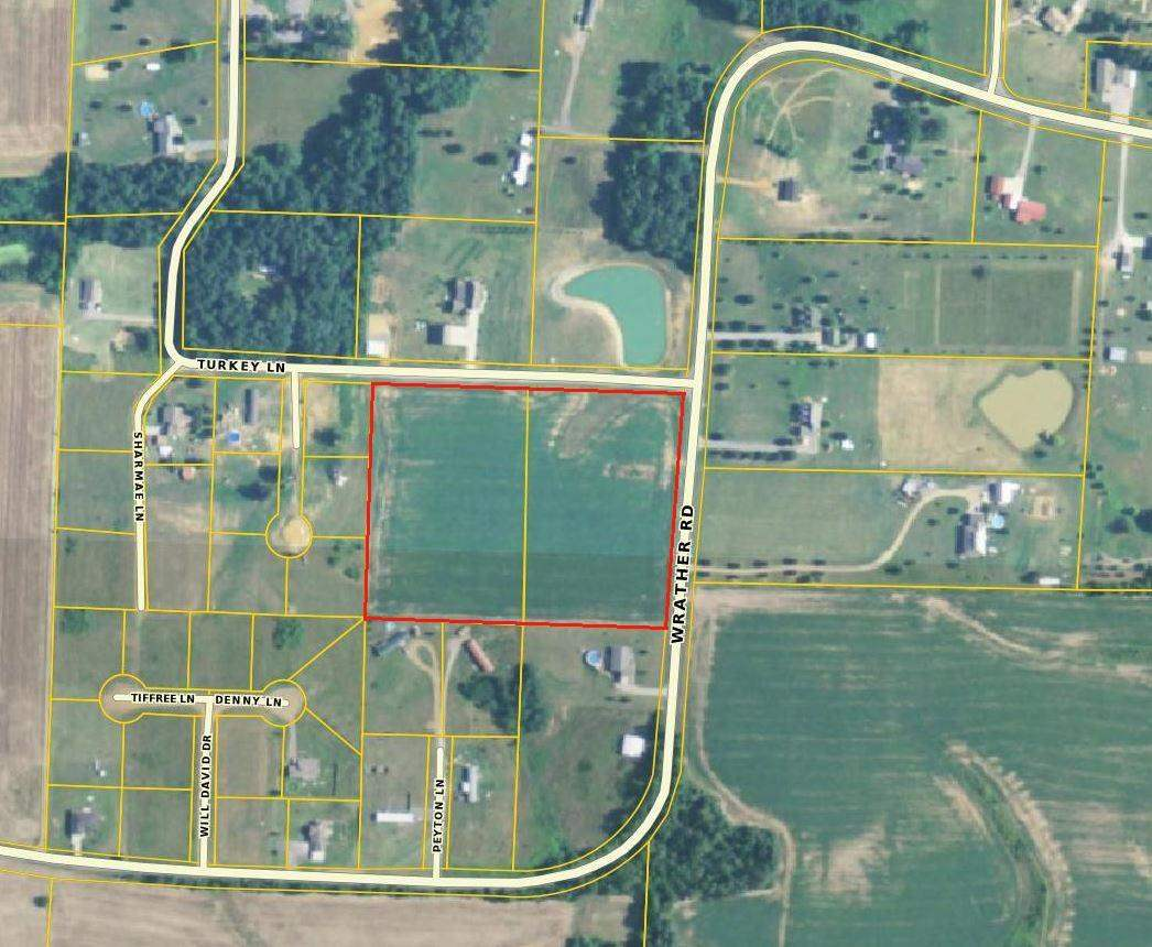 Image of Acreage w/House for Sale near Almo, Kentucky, in Calloway county: 8.27 acres