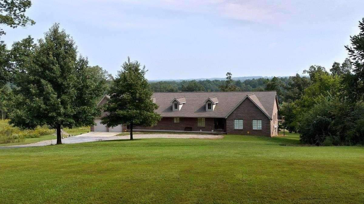 Image of Residential for Sale near Almo, Kentucky, in Calloway county: 78.36 acres