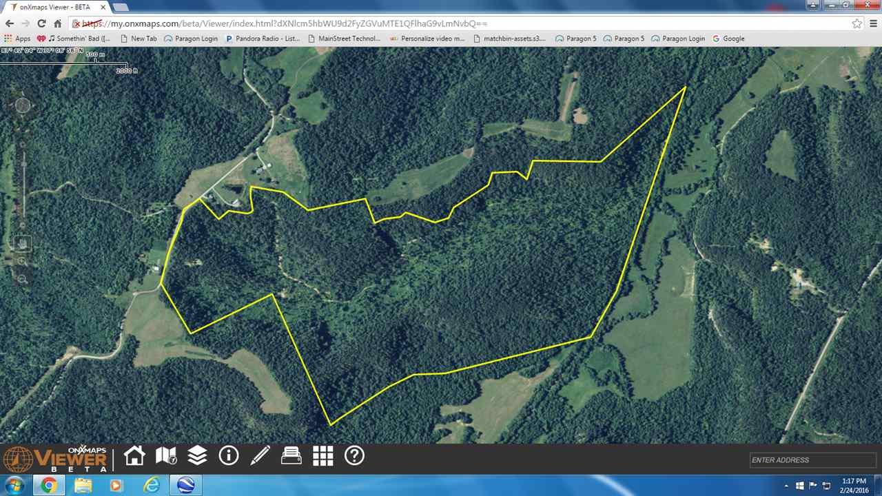 221 acres Princeton, KY