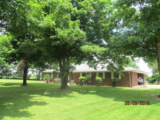 Image of Residential for Sale near Clinton, Kentucky, in Hickman county: 9.93 acres